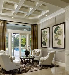 living room design with 4 chairs  decorating living room with chairs only | Living Room Chair Rail ...