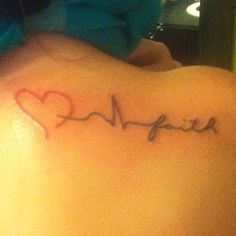 Nursing tattoo - in loove