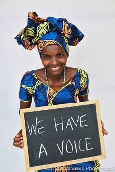WE HAVE A VOICE :#womensday #shootforchange #rwanda #women #empower #strongwomen #strong #africa #timeforchange #believe  Support International Women's Day 8th Marchhttp://www.internationalwomensday.com/  © Tash McCarroll Photographyhttps://www.facebook.com/TashMcCarrollPhotoPhilanthropy