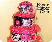 love diaper cakes!