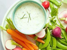 Greek Yogurt Onion Dip Recipe : Food Network Kitchen : Food Network - FoodNetwork.com