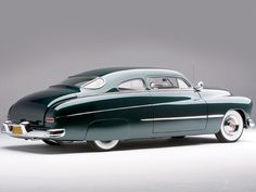1949 Mercury Coupe Sam Barris Merc BEAUTY!