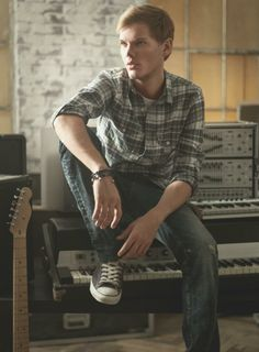 What is Avicii's must have for Spring? It's a Denim & Supply plaid shirt. He pairs his plaid shirt with a tee shirt- explore the selection at http://bit.ly/1q7NF9X