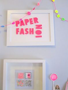 Style at Home: Katie Rodgers of Paper Fashion--photography by Tasha Bleu & Katie Rodgers