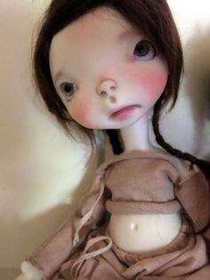 """10"""" Sprockets dolls from MarbledHalls start at 395$ blank or 595$ for artist painted dolls.  Tres cher - but so pretty!"""