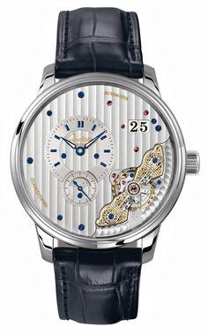 Glashutte Original PanoMaticInverse Automatic Watch