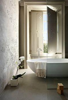 Bathroom Design Via Clark Rae Design