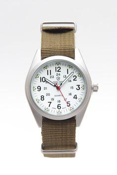 Prep Nylon Field Watch 2.0mm Band
