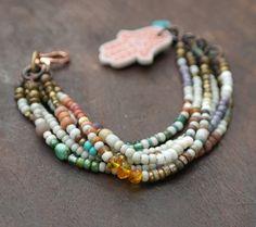 Woodlands  von beadsnbones, $53.00