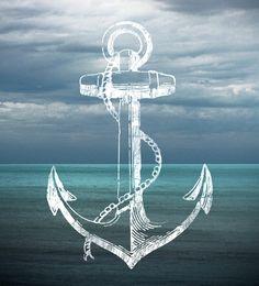 anchor ocean love
