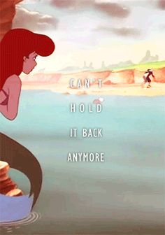 Ariel- Let it Go