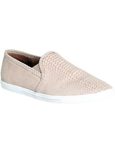 The prettiest slip-on sneaks from Joie for spring.