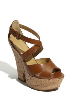 Nine West 'Caridad' Wedge available at #Nordstrom