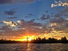 Summer, Lake Tapps