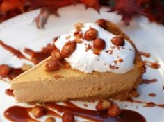 Coconut Caramel Cheesecake - Seriously?  Yum!