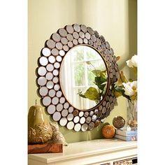 Emily Circles Mirror   Kirkland's