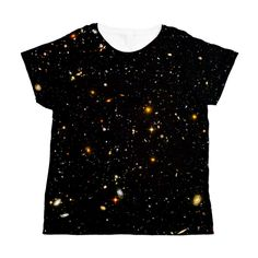 $34 Hubble Ultra Deep F Women's All Over Print T-Shirt by Admin_CP66866535