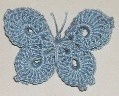 526006431449997929 Free Crochet Patterns: Free Crochet Butterfly Patterns