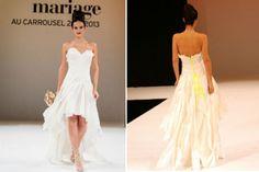gino lapouge  Robes de mariée  Pinterest