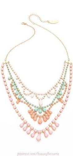 ~Adia Kibur stone necklace | The House of Beccaria