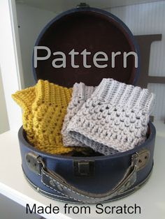 crochet boot cuff pattern`-  fun to whip up!