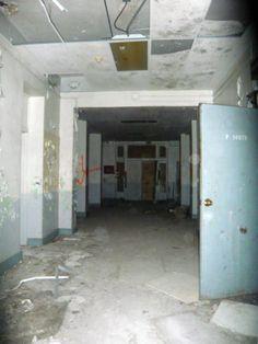 Abandoned Children's Sanitorium in Staunton, Virginia