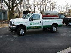 Show off your truck lettering! - Page 2 - LawnSite.com™ - Lawn Care & Landscaping Business Forum