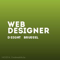 Vacature Web Designe