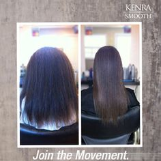 Kenra Smooth work by Shae Wilson.