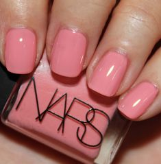 NARS Trouville || it's not shellac, but I need this color