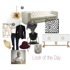"""Look of the day ..."