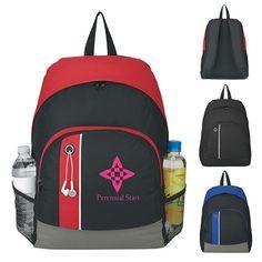 Promotional Scholar Buddy Backpack   Customized Scholar Buddy Backpack   Logo Kids Backpacks