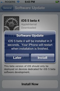 Daily Tip: How to do an iOS OTA update [developers]