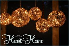 grapevine orb light