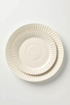"""Ceramic """"paper"""" plates"""