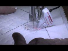 BERNINA: Quilt it Modern with the BERNINA Stitch Regulator - YouTube