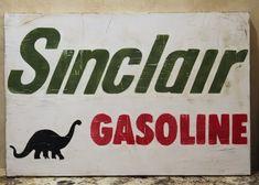 Vintage Sign DIY