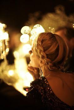 Sienna Miller braid