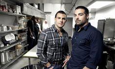 Kitchen Cousins John Colaneri & Anthony Carrino