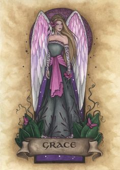 Grace Angel Virtue-