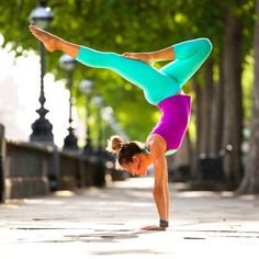 Beautiful yoga outfit
