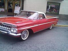 1959 El Camino convertible