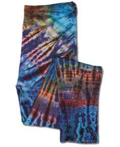 SoulFlower-Tie-Dye Leggings-$32.00