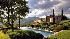 Castello di Reschio   Umbria, Italy