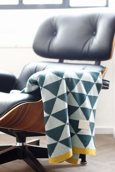 Remix Blanket by Ferm Living.