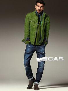 Gas F/W 2013 Campaign
