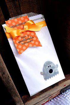 Jess Witty, cute treat bag!! #PTI