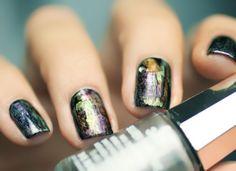 Pshiiit.com – metallic nails