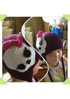 Monster High Hat/Beanie