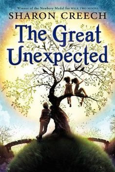 "Amazing Book Cover:  ""The Great Unexpected"".......... by Sharon Creech"